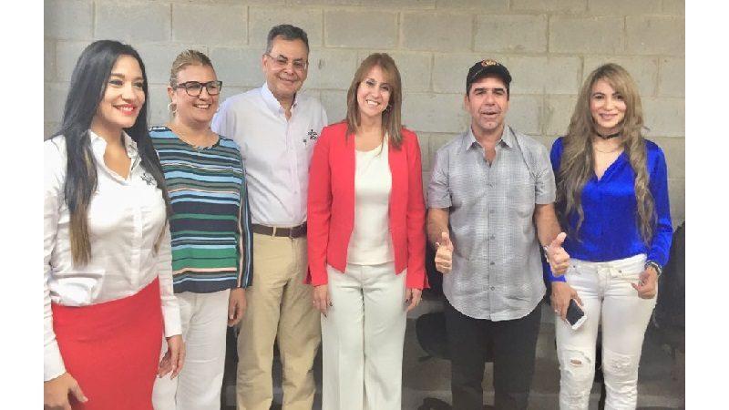En Barranquilla, Ministra del Trabajo inauguró la primera de 12 nuevas modernas sedes del SENA