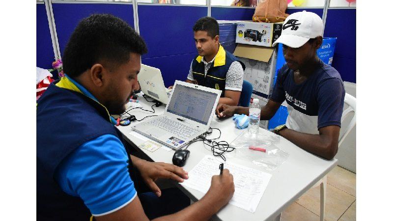 En Barranquilla, migrantes venezolanos tienen 3 puntos para registrarse hasta el 8 de junio