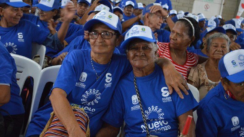 Este jueves 3 de mayo, inician los pagos de Colombia Mayor en Soledad