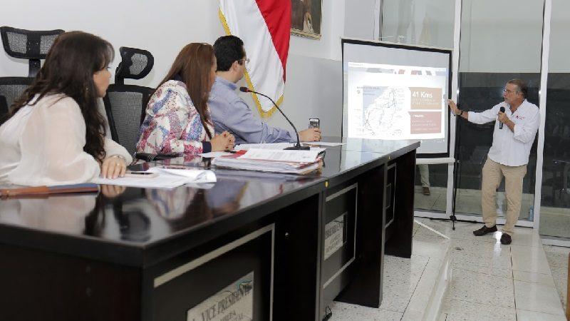 Gobernación del Atlántico presentó 9 proyectos de ordenanzas en extras de la Asamblea