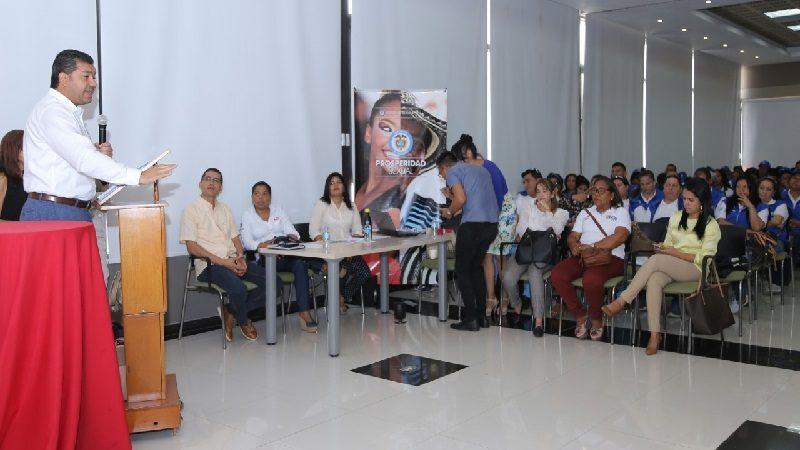 Gobernación y Prosperidad Social realizan primer Encuentro Departamental de Cogestores