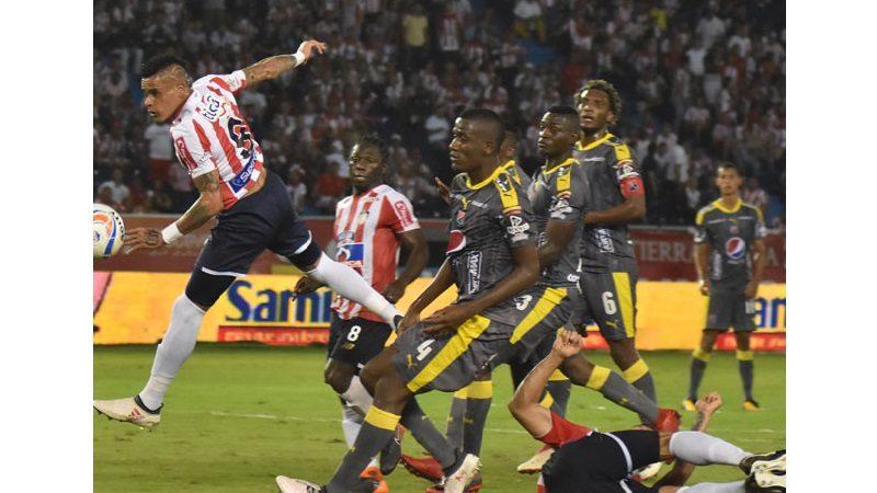 Junior cayó 1-0 ante el Medellín, en el Metropolitano