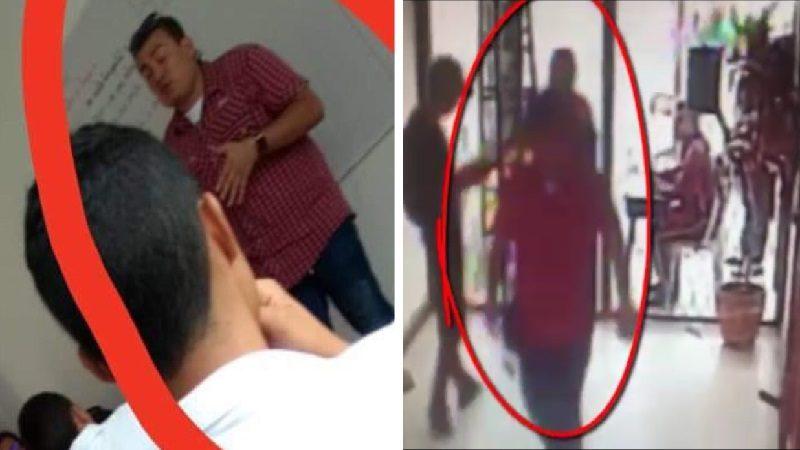 Ladrón ingresó con engaños a colegio de Puerto Colombia y robó celulares a estudiantes