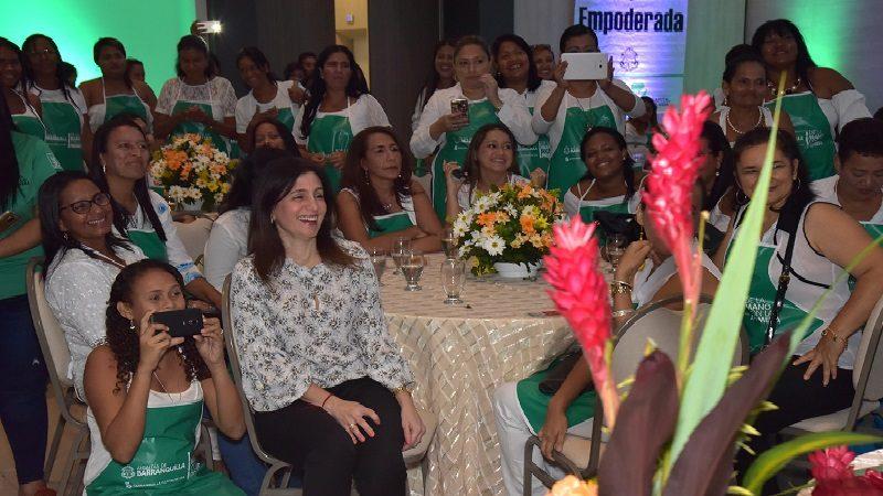 Más de 5.000 mujeres capacitadas por el Distrito para el emprendimiento