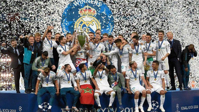 Real Madrid, campeón de la Champions League, tras vencer 3-1 al Liverpool