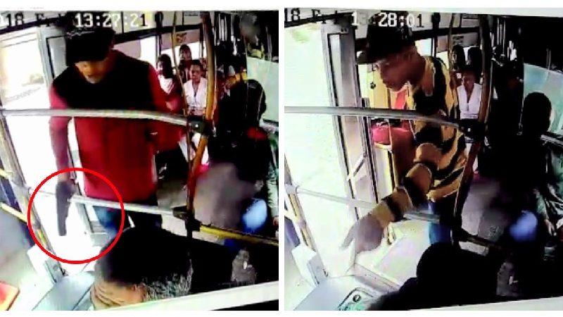 Vuelven a atracar a pasajeros de bus cerca al hospital de El Bosque