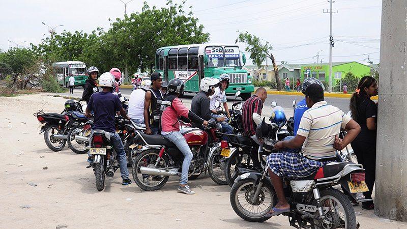 Alcaldía prorrogó decreto que regula circulación de motos en Barranquilla