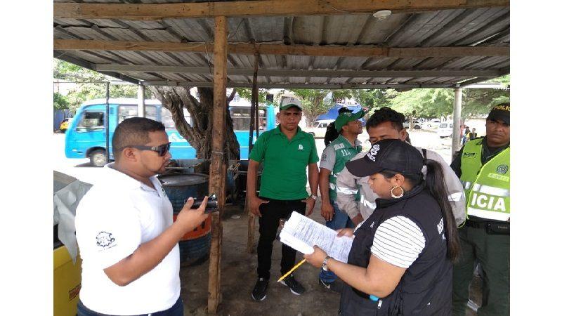 Alcaldía recuperó 1.800 metros cuadrados de espacio público en la Ciudadela 20 de Julio
