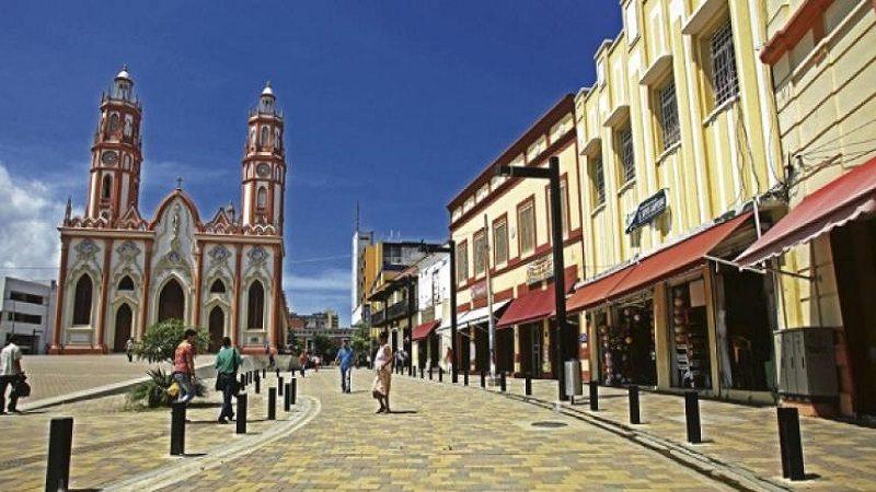 Barranquilla visualiza recuperación definitiva de su centro histórico