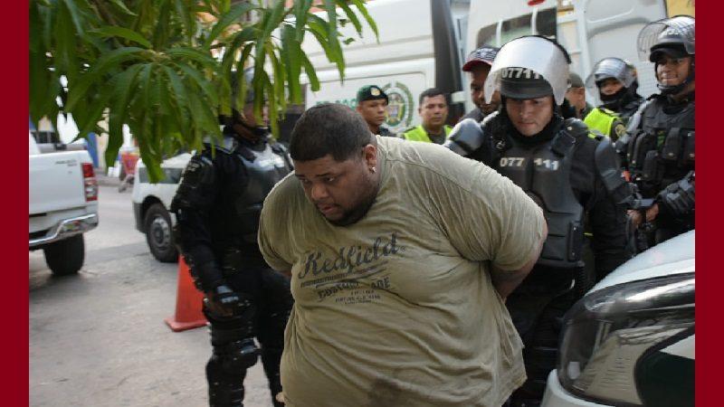 Cantante urbano 'Mostaman', entre los capturados por venta de droga en Barranquilla