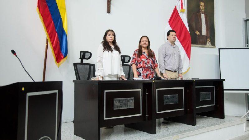 Con 4 proyectos aprobados, Asamblea del Atlántico culmina sesiones extraordinarias