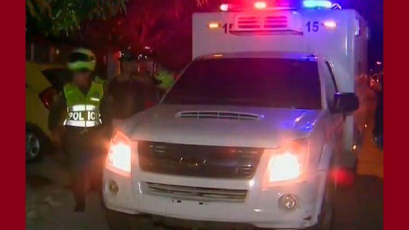 De cuatro tiros asesinan a un hombre en el barrio Simón Bolívar, en aparente atraco