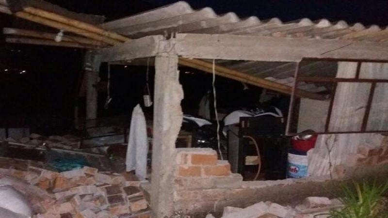 Dos muertos y viviendas afectadas deja sismo de magnitud 4,3 en Nariño