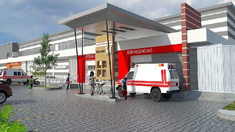 En Malambo construyen moderno hospital que será de referencia para el Atlántico