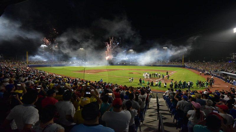 Espectacular inauguración del Estadio de béisbol Édgar Rentería, en Barranquilla