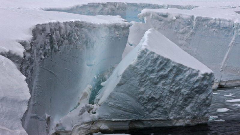 La Antártida ha perdido tres billones de toneladas de hielo desde 1992