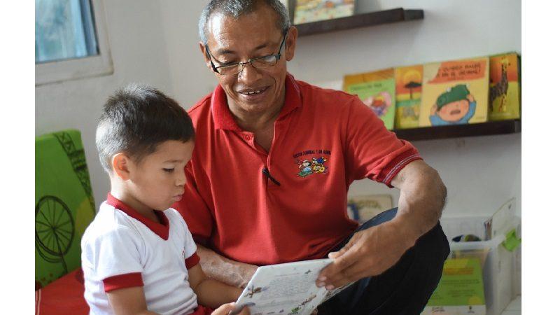 La primera infancia de Barranquilla también tiene padres comunitarios comprometidos
