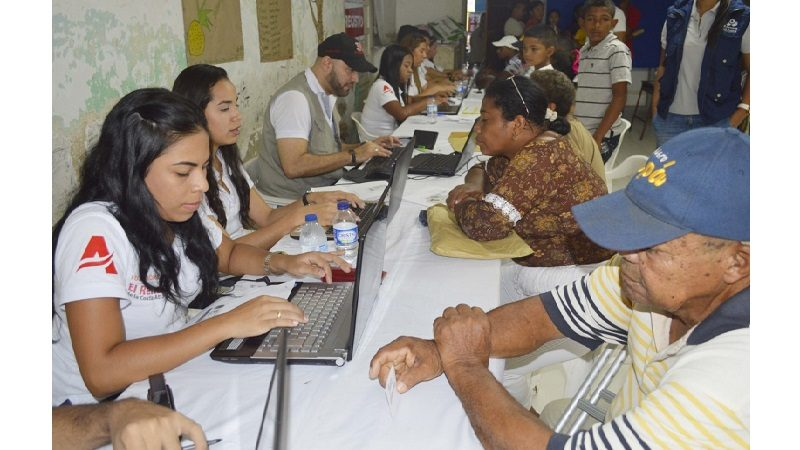 Más municipios del Atlántico se suman al censo de venezolanos
