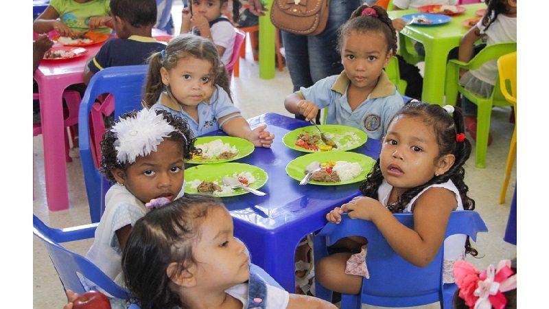 Red hospitalaria del Atlántico entrega tratamiento gratis para niños con mal nutrición