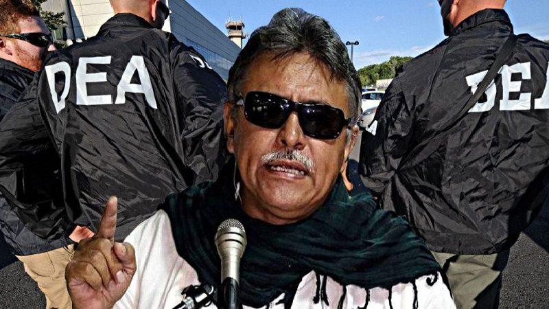 'Santrich' delinquió después de firmar la paz, insiste Estados Unidos