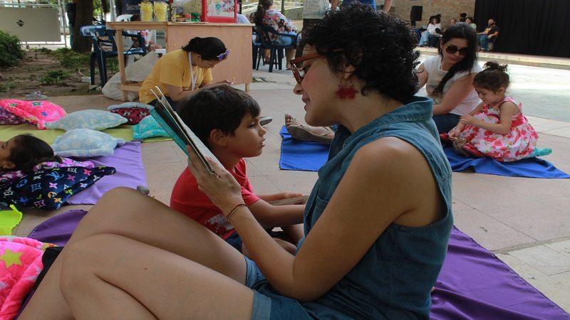 Trueque de libros y taller de literatura en La Galería Plaza de la Paz 1