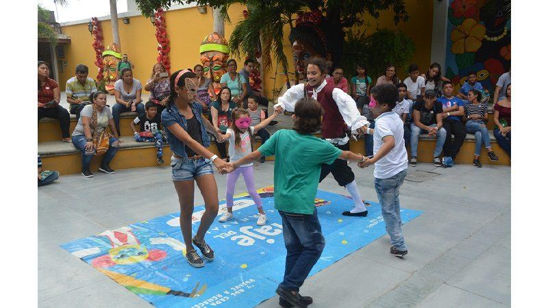 Vuelven las vacaciones culturales, de la mano del Distrito ok