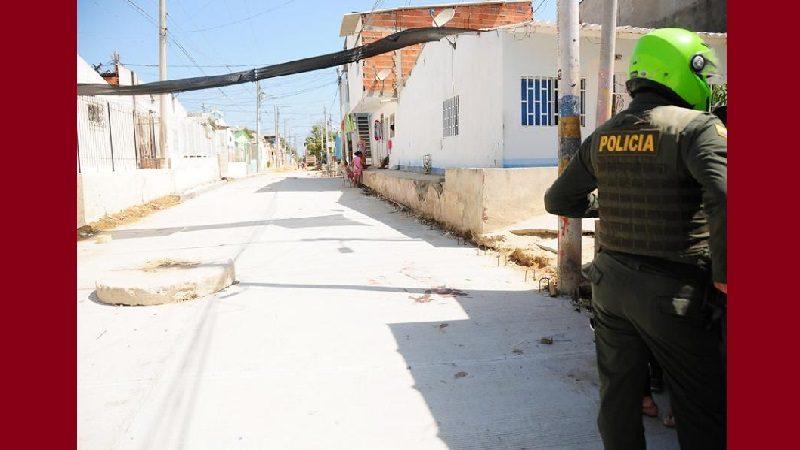 A bala asesinan a un joven en el barrio Los Cedros de Soledad