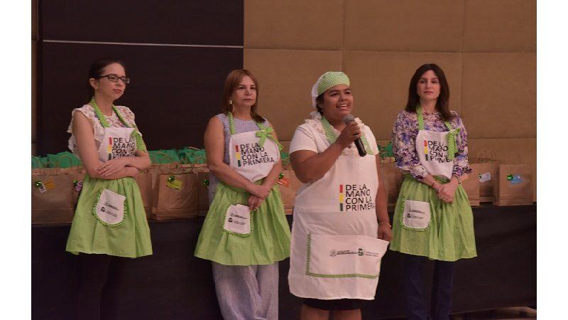 Alcaldía certifica a 360 cocineras emprendedoras de Barranquilla