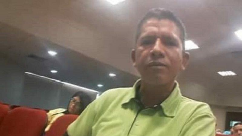 Asesinan al líder comunal Luis Barrios, en Palmar de Varela