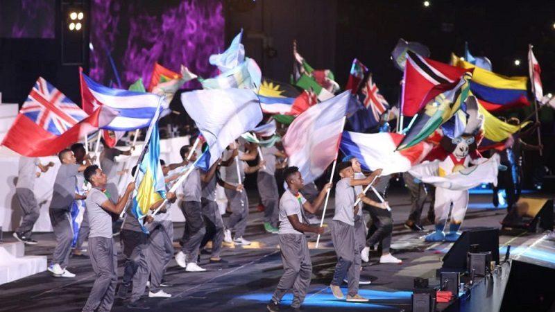 Barranquilla se lució con la inauguración de los Juegos Centroamericanos ok