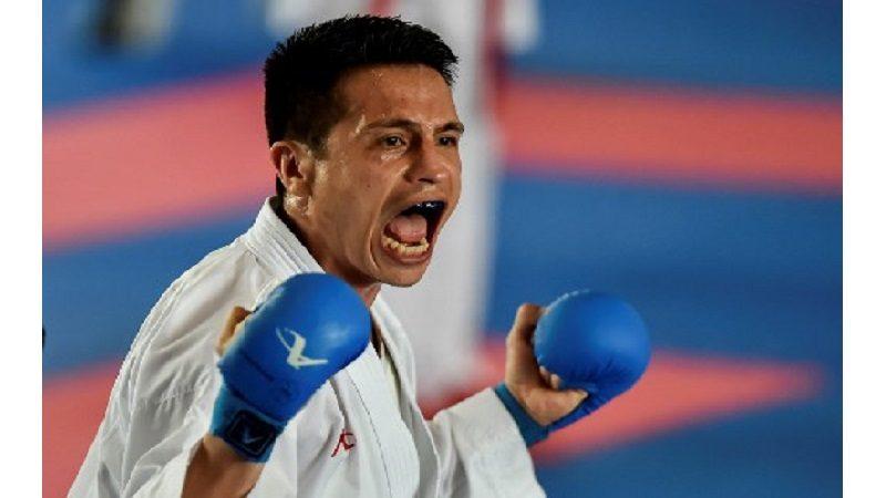 Colombia estrena oro y República Dominicana domina en Karate