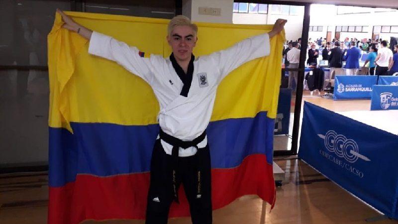Colombia evitó que México barriera con todos los oros