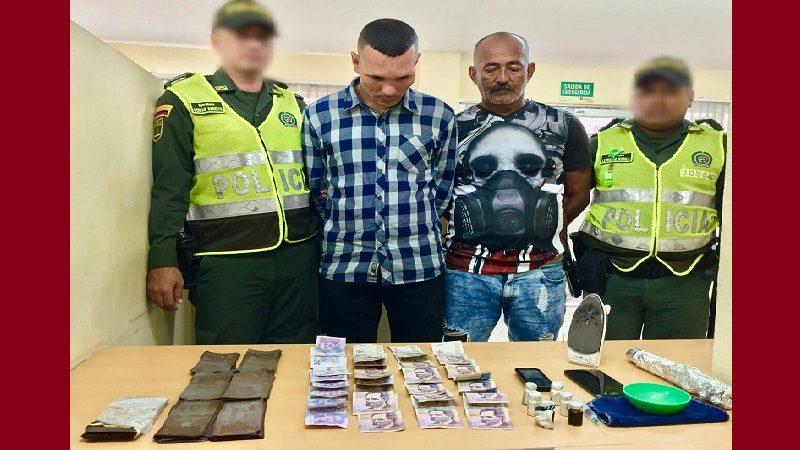 Descubren fábrica de billetes falsos en el municipio de Soledad