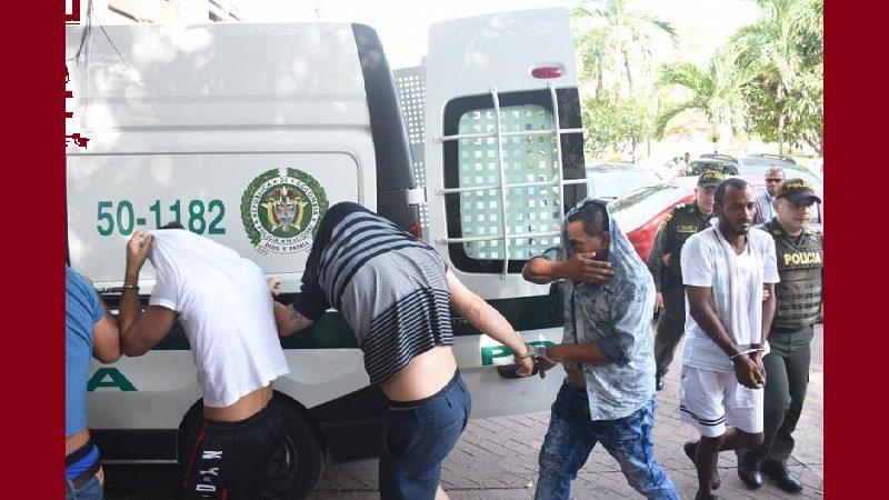 Envían a la cárcel a seis miembros de la red de proxenetas de Cartagena