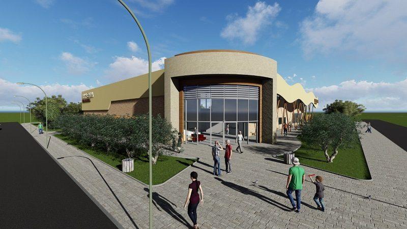 Gobernación impulsa la construcción de la casa de la cultura en el barrio El Bosque