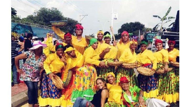 Grupos folclóricos de Soledad participarán en Fiesta del Mar de Santa Marta