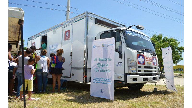 Más de 150 mil atenciones realizó el programa 'Materno al Barrio' en Soledad, durante su primer año