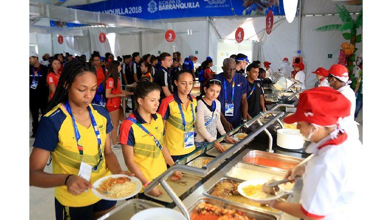 Más de 265.000 raciones alimenticias entregadas en la Villa Centroamericana