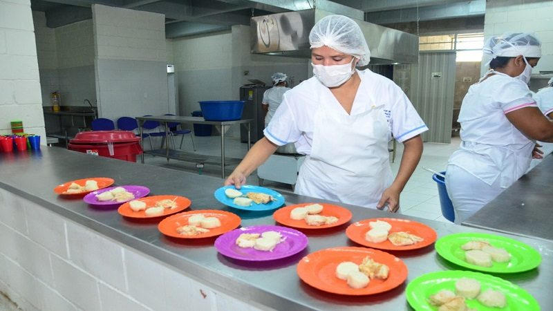 Mineducación asigna $3.550 millones para comedores escolares de Soledad