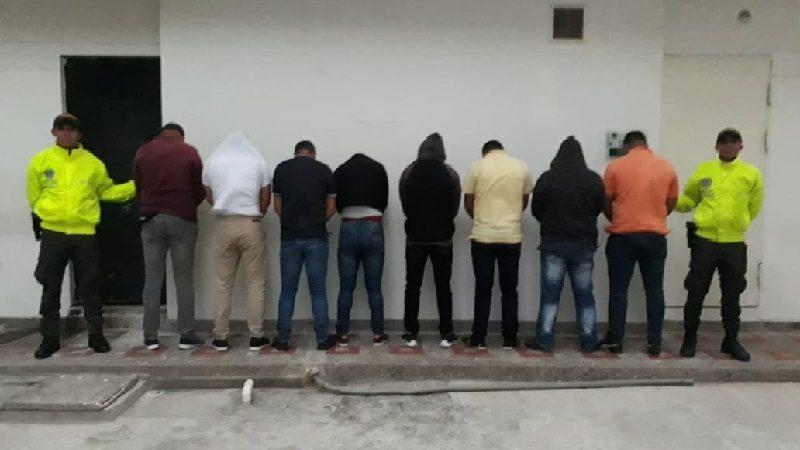 Policía captura a 8 violadores de niños en Barranquilla y Soledad