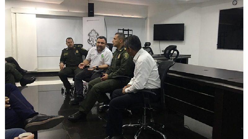 Refuerzan seguridad en Barranquilla por partido Colombia-Inglaterra