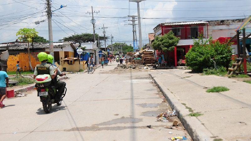 Sicarios en moto asesinan a joven de 16 años en el barrio Rebolo