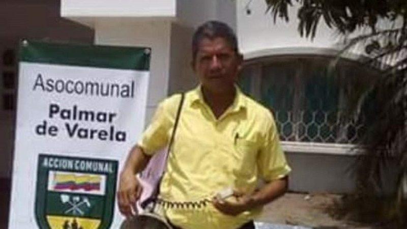Sube a $15 millones recompensa por asesinos de líder comunal de Palmar de Varela