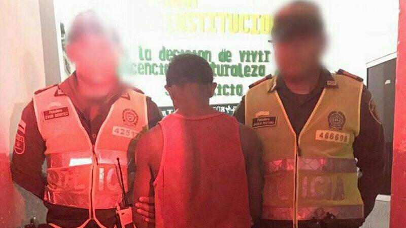 Un menor de 17 años muerto deja riña en el barrio El Bosque