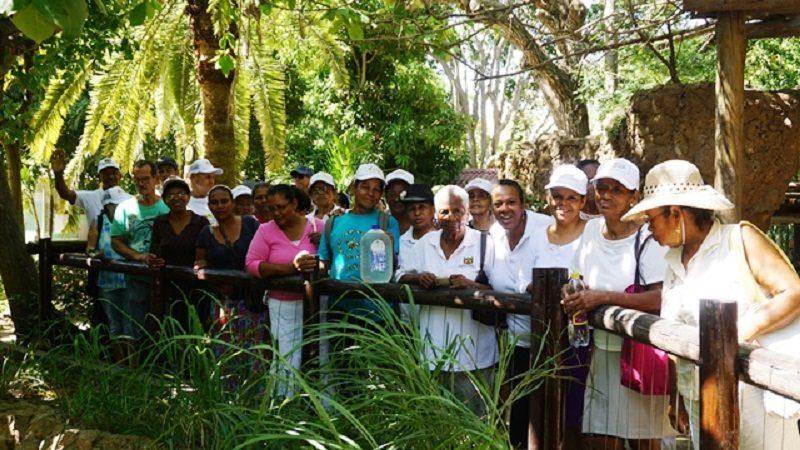 Agosto, mes de antaño en el Zoológico de Barranquilla