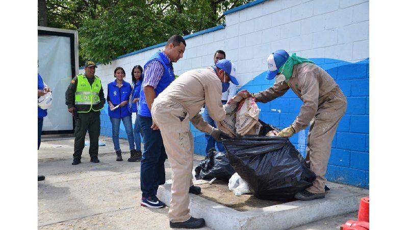 Bloque de Búsqueda contra infractores del medio ambiente inició operativos en Soledad