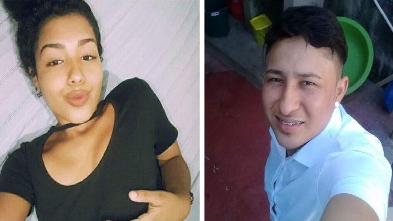 Dos jóvenes muertos y uno herido deja accidente de tránsito en el barrio San Luis ok