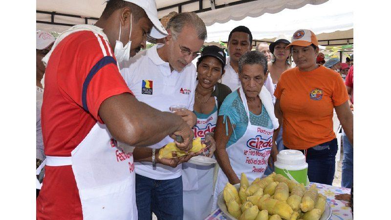 Este domingo 2 de septiembre, III Festival del Bollo y del Frito en Ponedera
