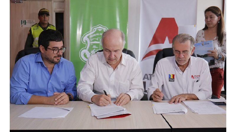 Firman convenio que garantiza complejo carcelario para el Atlántico