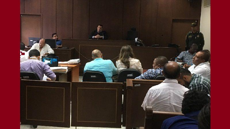 Fiscalía pide cárcel para los políticos vinculados al caso Merlano